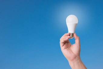 Ampoule LED © iStock