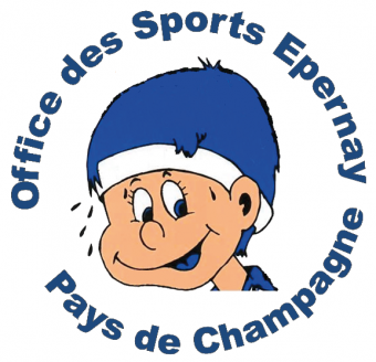 Logo Office des Sports Epernay Pays de champagne