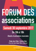Forum des associations au Palais des Fêtes